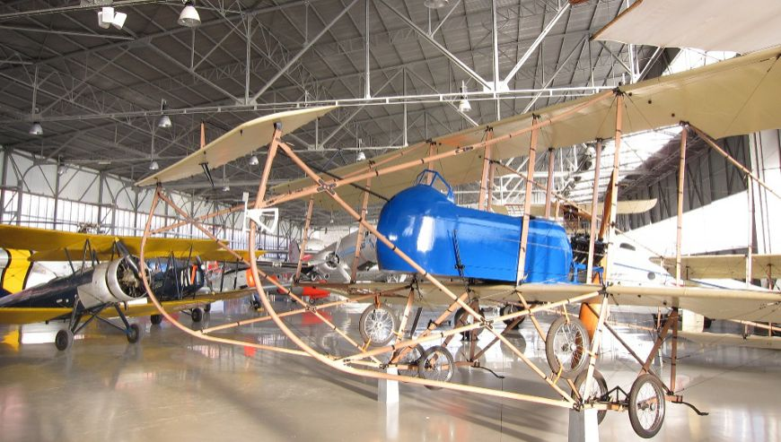 MAURICE FARMAN MF.4